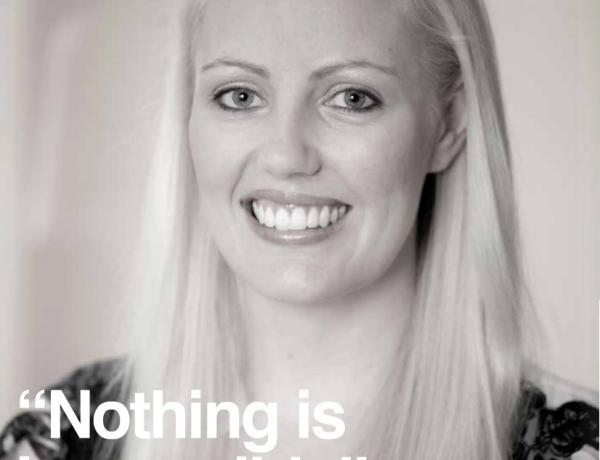 Qatar Today Pioneering Women Interview with Lauren Fryer